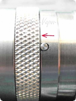 Flash-e-Vapor vs - basic unit stainless steel